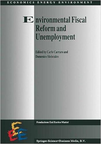 Como Descargar En Bittorrent Environmental Fiscal Reform And Unemployment Epub