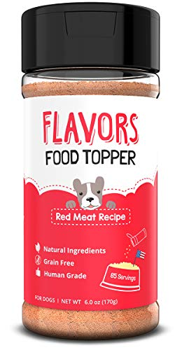 Flavors Food Topper and