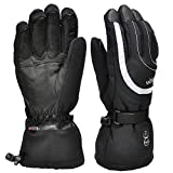 Heated Gloves,7.4V 2200MAH Electric Rechargeable