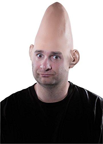 Conehead Alien Dome Cap Costume