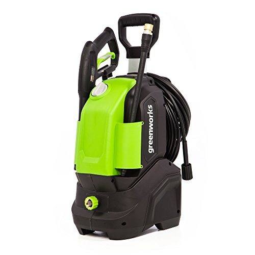 Greenworks 1600 PSI 1.2 GPM Vertical Pressure Washer GPW1604 For Sale