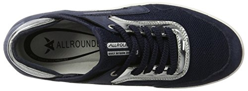 Allrounder By Mephisto Damen Marcella Outdoor Fitnessschuhe Blau (indaco/indaco)
