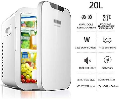 Refrigerador para Autos De 20 litros, Mini Congelador PortáTil ...