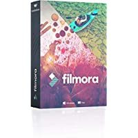 Wondershare Filmora | Video Editor | Lifetime License with updates | (Email Delivery - No CD )