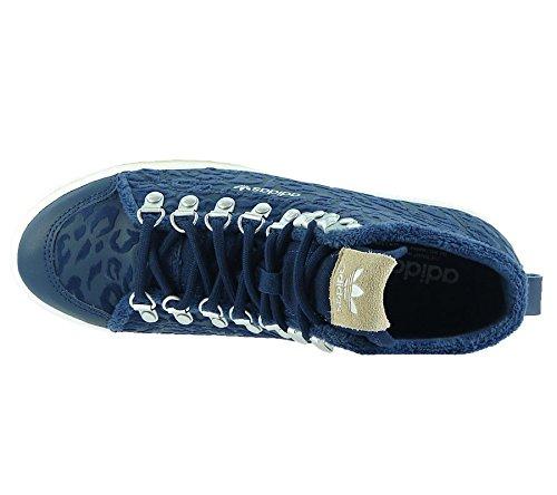 9009525968e409 adidas Originals Honey Hook W Schuhe Damen Sneaker High Top Blau S77425   Amazon.de  Schuhe   Handtaschen