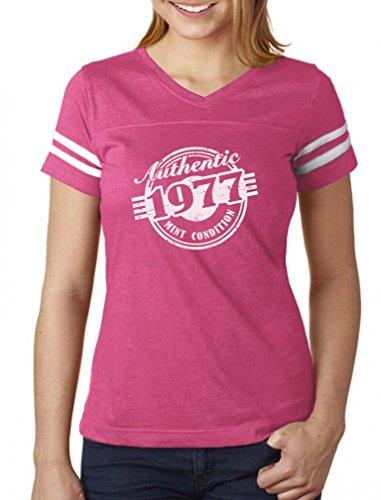 40th Birthday Womens T-shirt - 1