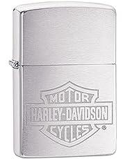 Originele Zippo Harley Davidson motorfietsen, Bar & Shield