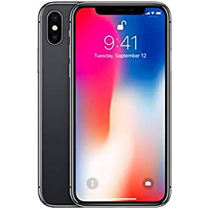 Apple iPhone X without FaceTime - 64GB, 4G LTE, Space Grey