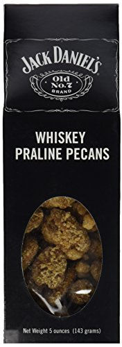 - Jack Daniel's Whiskey Praline Pecans, 5 Ounce