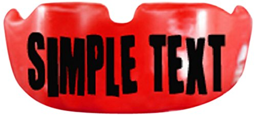 Damage Control Mouthguards Simple Text Mouthguards by Damage Control Mouthguards