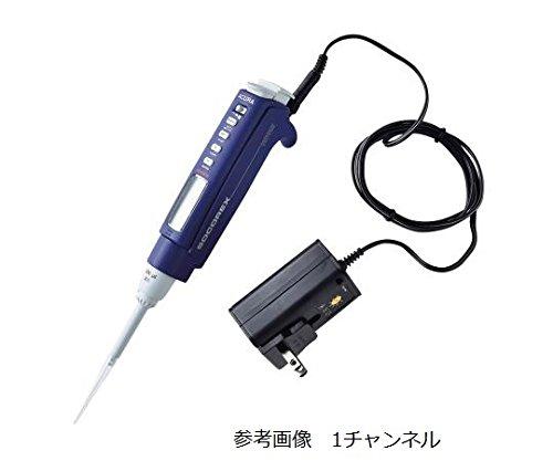 ソコレックス3-5232-02アキュラ(R)エレクトロプラグインパック電動ピペット1チャンネル本体0.5~10μL B07BD2VD3F