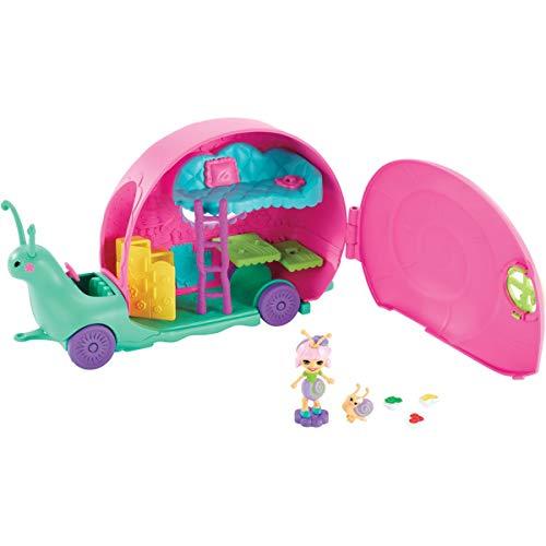 Camper de Caracol, Enchantimals, Mattel