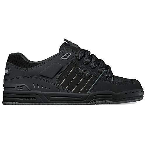 Globe Men's Fusion Skate Shoes, Black/Night, -