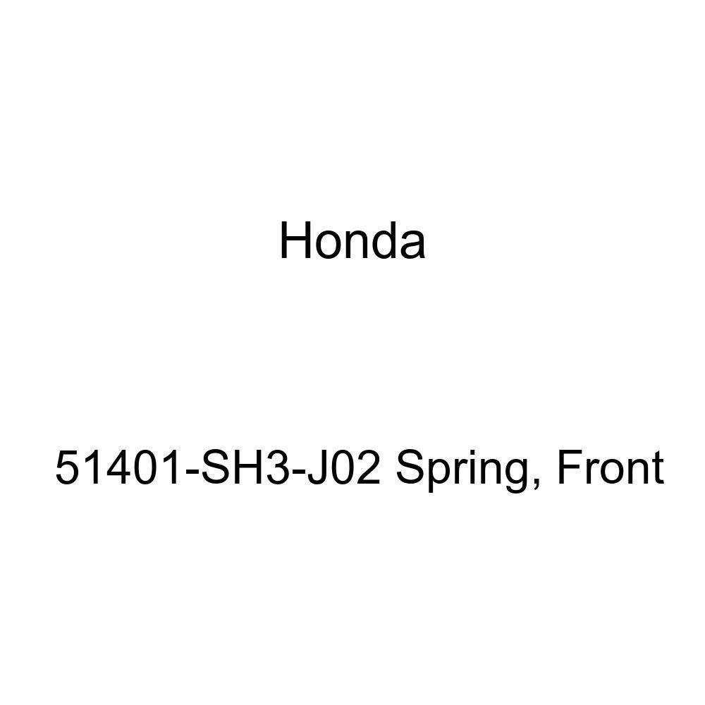 Genuine Honda 51401-SH3-J02 Spring Front