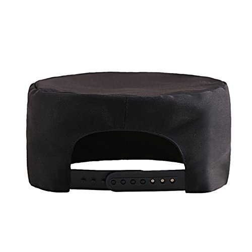Newshine Chef Scull Caps Black by NewShine
