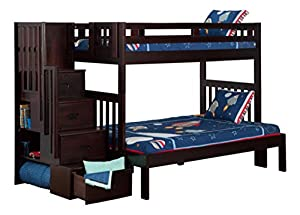 Cascade Staircase Bunk Bed