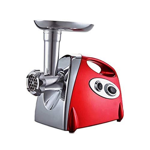 (LXQ Meat Grinders Household Electric Multi-Function Automatic Ground Meat Beat Garlic Pepper Sauce Enema Machine Powerful Power: 800 Watt Copper Motor)