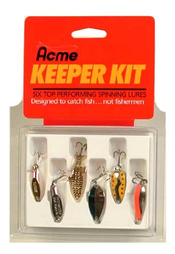 - Acme Keeper Tackle Kit