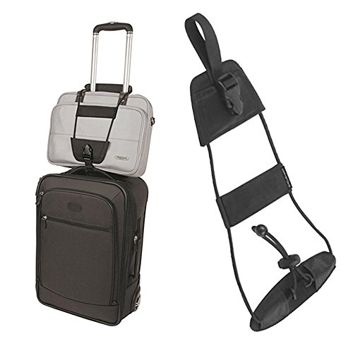 Travelmax Bag Bungee Luggage Strap | Elastic Strap for extra luggage | Additional travel bag holder