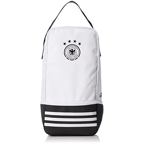 hot sale online 903ff 35594 2018-2019 Germany Adidas Shoe Bag (White)