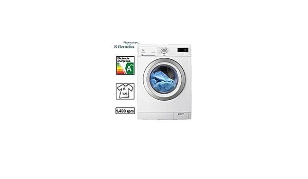 Lavadora electrolux EWF1486GDW 1400 rpm 8kg A+++: Amazon.es: Hogar