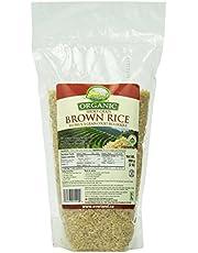 Everland Organic Short Grain Brown Rice, 908gm