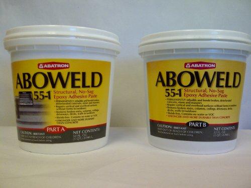 [해외]Aboweld 55-1 Structural Adhesive Paste 2 Quart Kit / Aboweld 55-1 Structural Adhesive Paste 2 Quart Kit