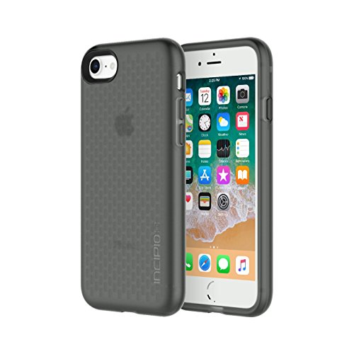 Incipio Haven iPhone 8 & iPhone 7 Case with Precision Engineered Suspension Padding Units for iPhone 8 & iPhone 7 - Black/Charcoal from Incipio