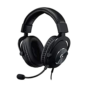 Logitech G Pro X Gaming Headset with Blue Voice Technology – Black