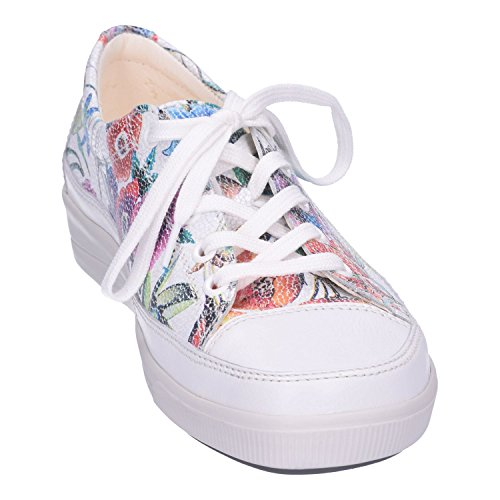bianco donna Multicolore Christian stringate Scarpe bianco Dietz 5954195112 ApwqYwU4