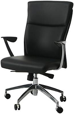 Impacterra Qlnj16477979 New Jersey Office Chair Chrome