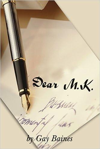 Book Dear M.K.