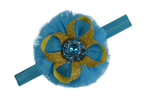 Arabian Nights Inspired Baby Girl and Toddler Elastic Costume Headband (12 Months - 5 (Arabian Nights Themed Dresses)