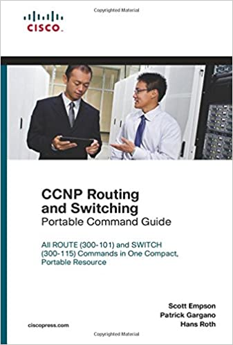 CCNP Routing and Switching Portable Command Guide: 9781587144349 ...