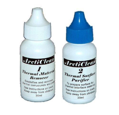 ArctiClean 60ml Kit (includes 30ml ArctiClean 1 and 30ml ArctiClean 2)