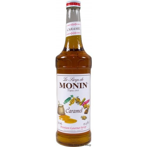 Monin Coffee Flavoring Syrup Caramel 750 ml