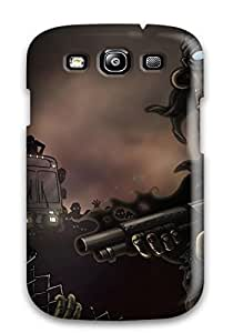 Defender Case With Nice Appearance (zombie) For Galaxy S3