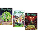 FidgetFidget Rick and Morty: The Complete Series Season 1-3 (6-Disc DVD Box Set) New Sealed