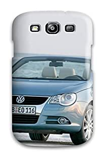 Perfect Fit PBluMiq25807ZhOJG Volkswagen Eos 41 Case For Galaxy - S3