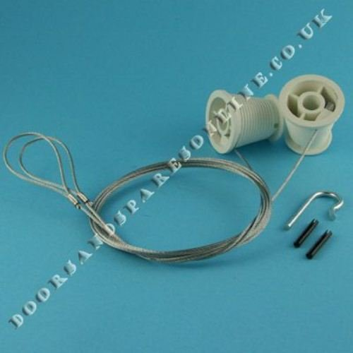 Cardale Garage Door Spares Parts Cones and Cables - Old Overhead Canopy Gear doorsandsparesonline