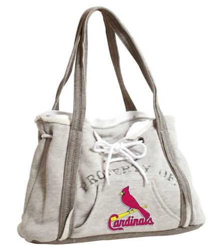 Hall of Fame Memorabilia St. Louis Cardinals Hoodie Purse