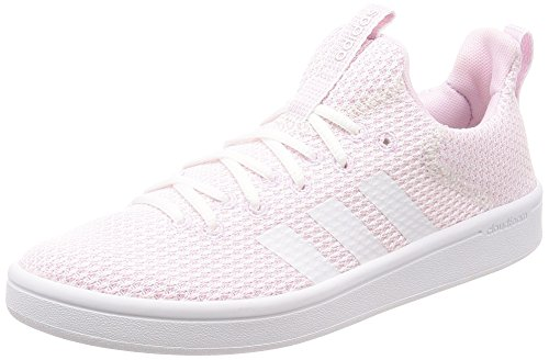 White Top Ftwwht Aerpnk Sneakers Women's adidas Adapt Aerpnk Cloudfoam Ftwwht Ftwwht Advantage Ftwwht Low xgnBw04Rq