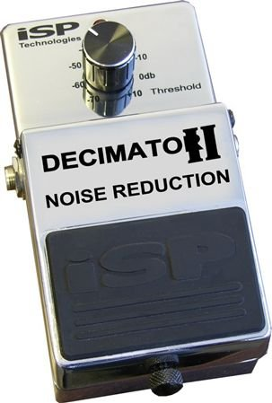 ISP Technologies Decimator II Noise Reduction -