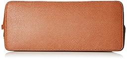 Aldo Chesa Top Handle Handbag,  Cognac
