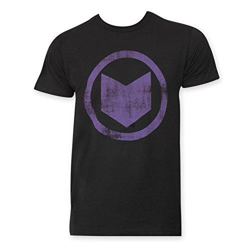 Icon Slim T-shirt - Hawkeye - distressed icon T-Shirt Size XXL