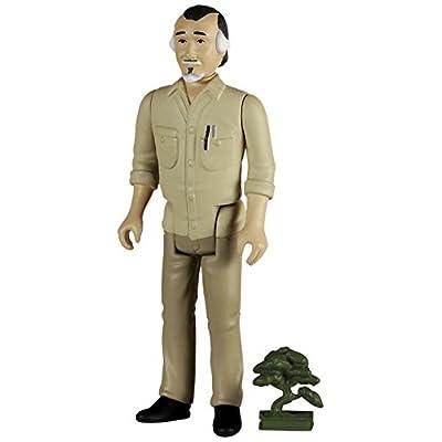 Karaté Kid - ReAction figurine Mr. Miyagi 10 cm