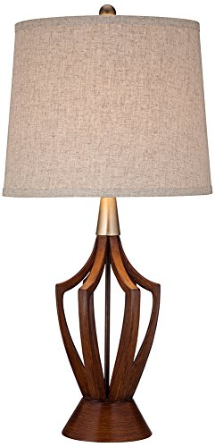 St. Claire 31″ High Mid-Century Modern Table Lamp 41Zp8DpBjgL