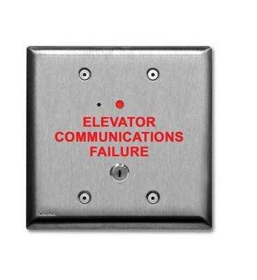 Viking Electronics LV-1K Line Verification Panel with Key by Viking