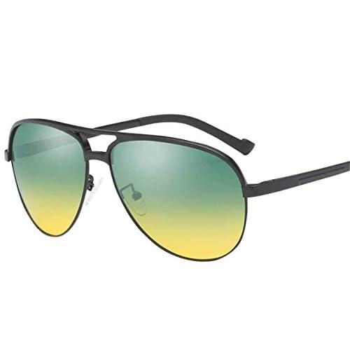 8f83ca02ec Gafas De Sol De Los Hombres Gafas De Sol De Conducción Polarizadas UV Gafas  De Sol