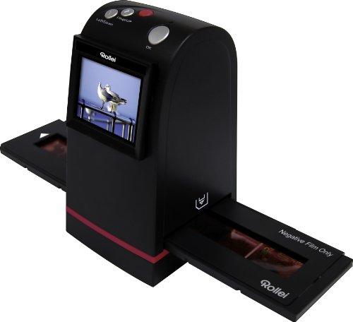 Rollei DF-S 190 SE Dia und Negativscanner, 9 Megapixel, 2,4 Zoll